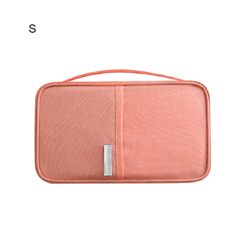 Waterproof Women's Travel Bag Girl's Cute Messenger Handbag Clothes Storage Organizer Shoulder Accessories Supplies Product Gear