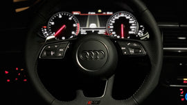 Rat Audi RS4/RS5 med shift paddles