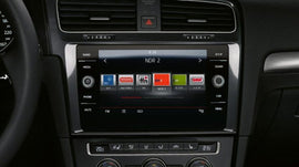 VW Golf 7 Navigation MIB2 - Discover Media