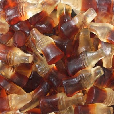 Cola Bottles (500g), Bagged Sweets - Big Day Boutique