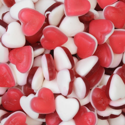 Heart Throbs (500g), Bagged Sweets - Big Day Boutique