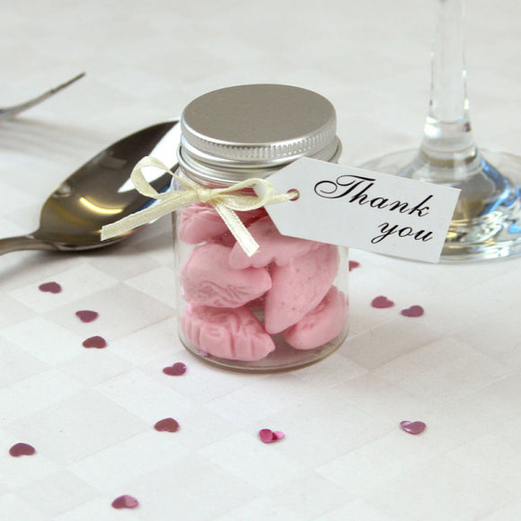 Mini Jar of Shrimps, Favours - Big Day Boutique