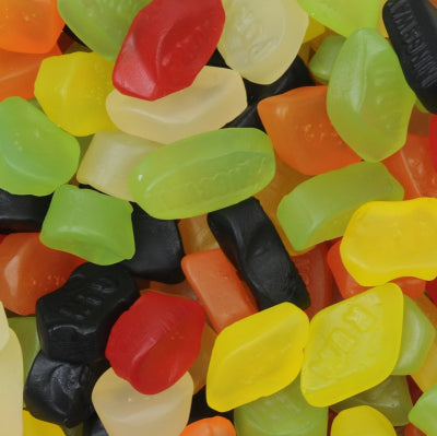 Wine Gums (500g), Bagged Sweets - Big Day Boutique