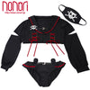 [NONORI]暴走熊セーラー/Heelys bear Sailor suit