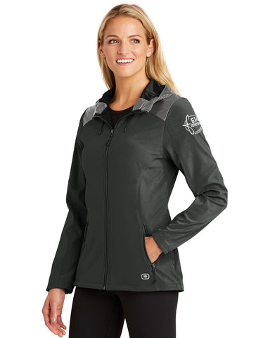 Ladies Liquid Jacket
