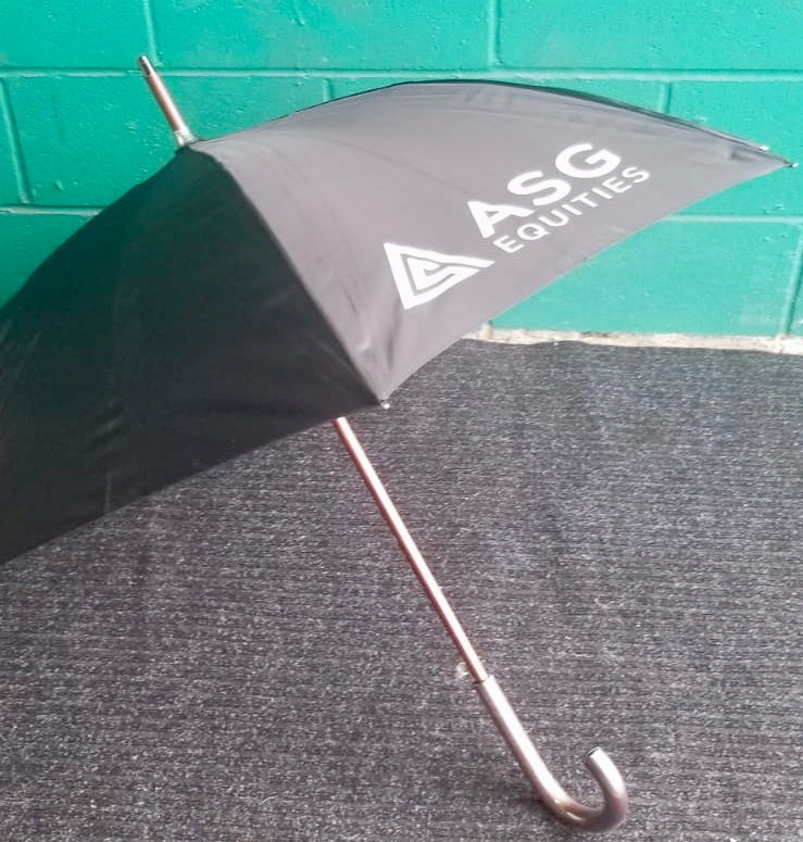 Case Study: Custom Umbrellas for New York Investment Firm