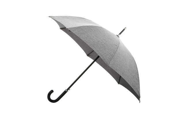 Executive Textured Fabric Long Umbrella