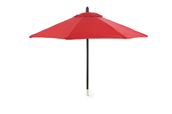 Restaurant Fiberglass Round Patio Umbrella - 7 foot