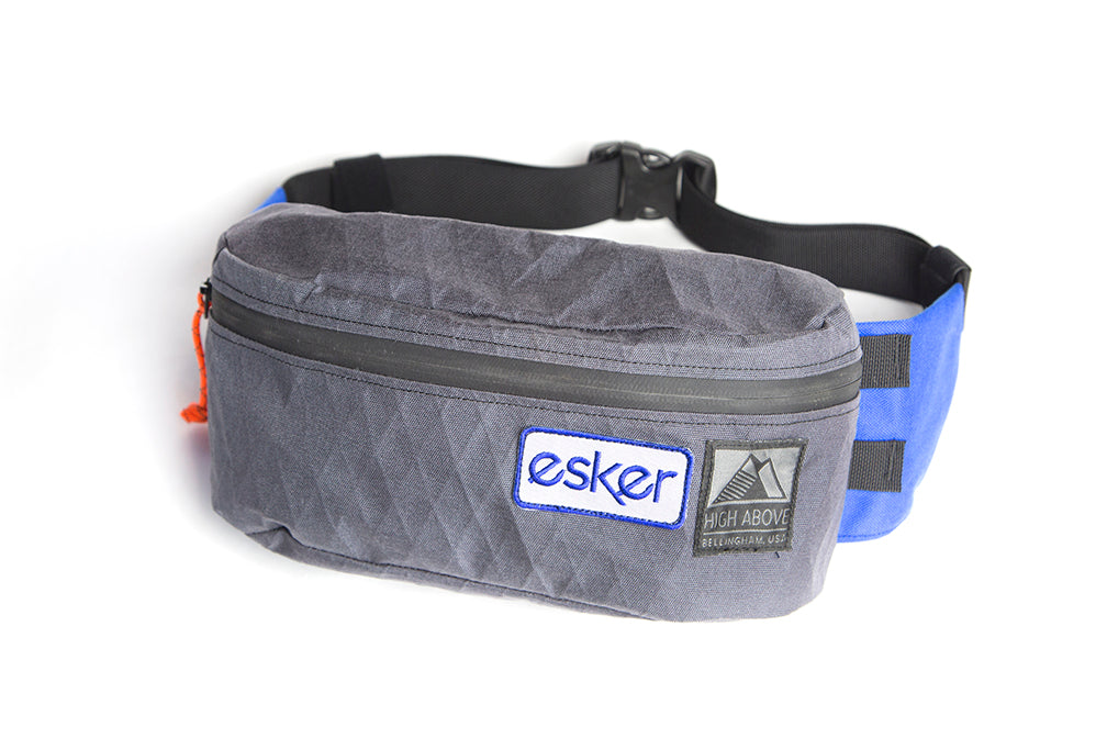 High Above + Esker Hip Pack