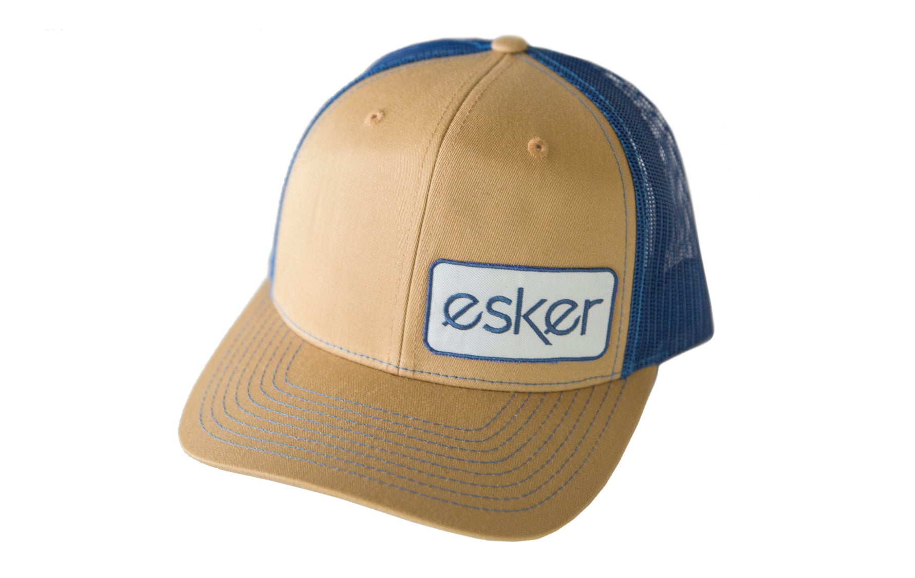 Esker Brand Patch Hat