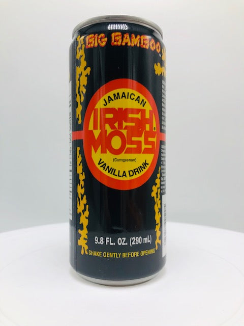 BIG BAMBOO IRISH MOSS VANILLA 290 ML