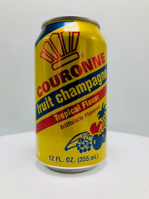 COURONNE FRUIT CHAMPAGNE TROPICAL 355 ML