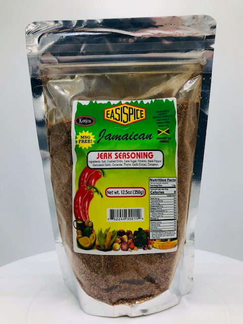 EASI SPICE JERK SEASONING 12.5 OZ