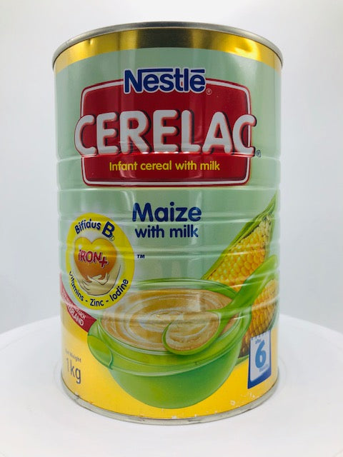 NESTLE CERELAC MAIZE 1000 G