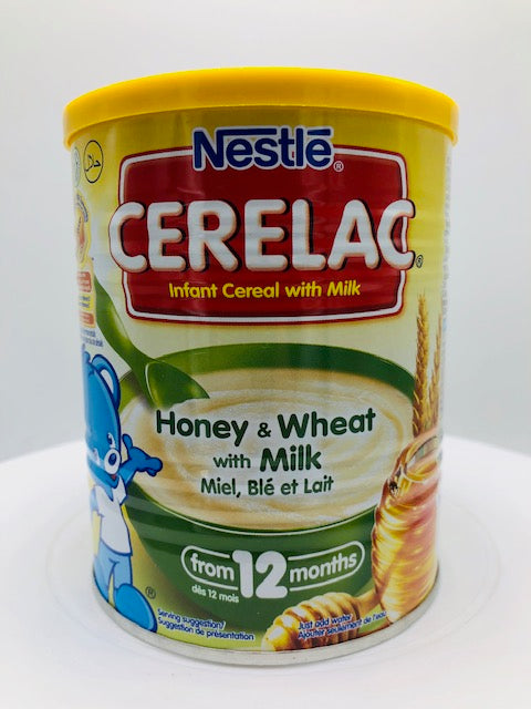 NESTLE CERELAC HONEY & WHEAT W/ MILK 400 G