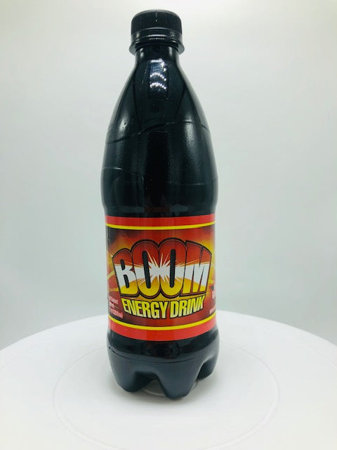 BOOM ENERGY DRINK 600 ML
