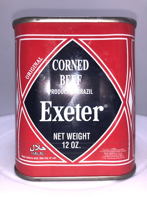 EXETER CORNED BEEF 340 G