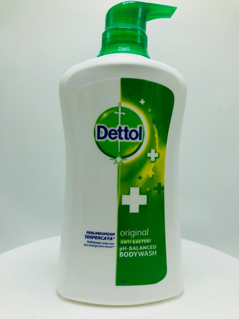 DETTOL BODYWASH ORIGINAL 625 ML