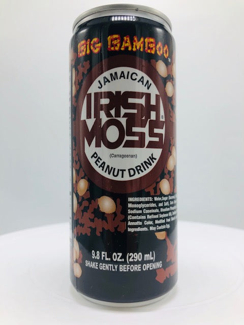 BIG BAMBOO IRISH MOSS PEANUT 290 ML