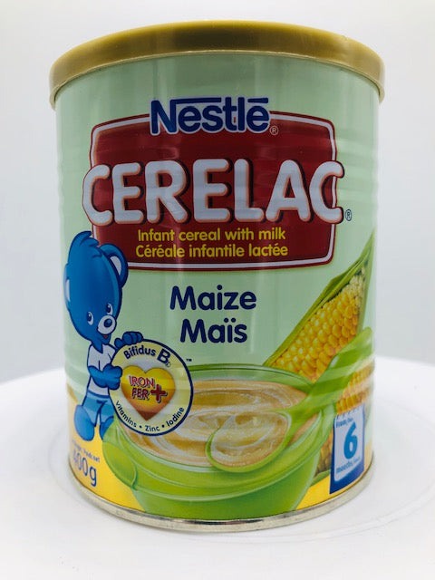 NESTLE CERELAC MAIZE 400 G
