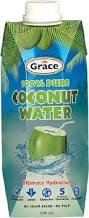GRACE 100% COCONUT WATER 330 ML