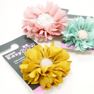 Flower Bows-velcro