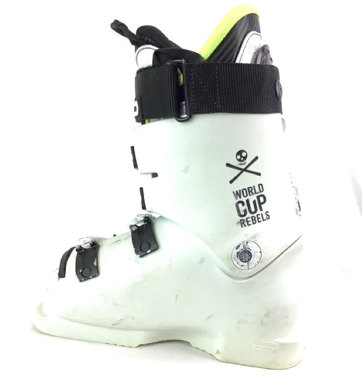 Head Raptor 90 RS Womens/Girls White/Black Size 273mm Race Alpine Ski Boots