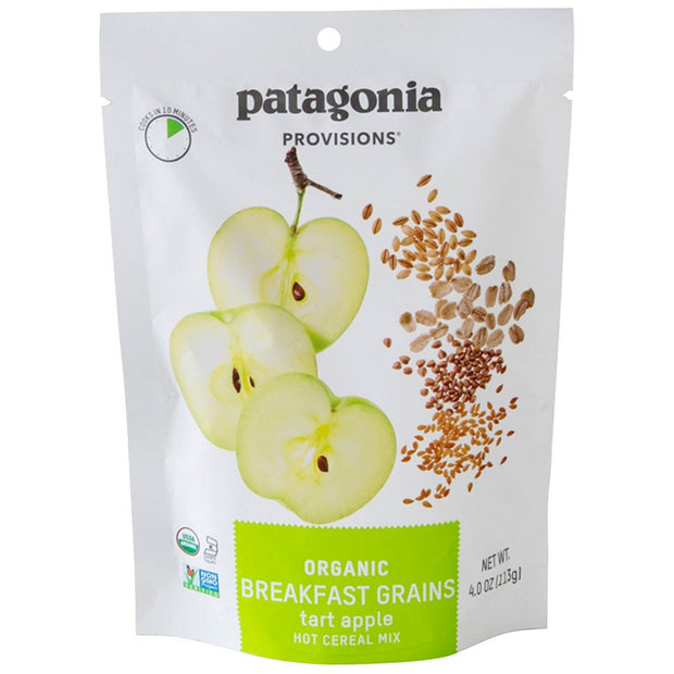 Patagonia Provisions Organic Tart Apple Breakfast Grains