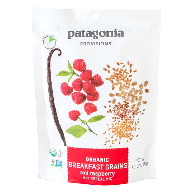 Patagonia Provisions Organic Red Raspberry Breakfast Grains
