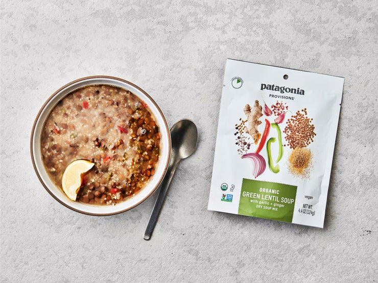 Patagonia Provisions Organic Green Lentil Soup