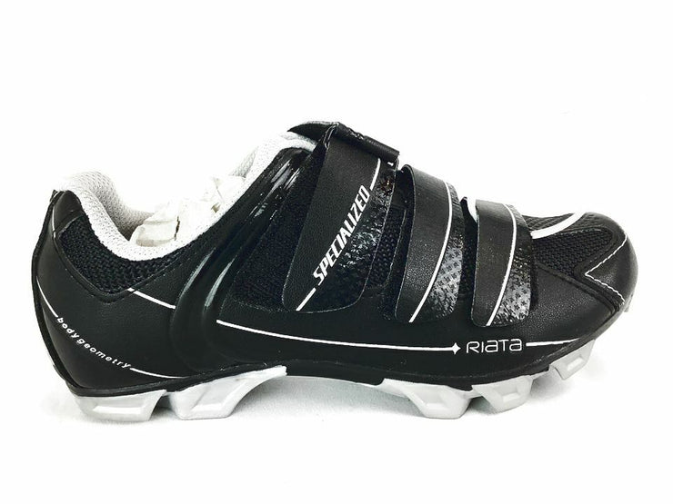 Specialized Riata MTB Womens Black 36 Size 5.75 Mountain Bike Cycling Shoes