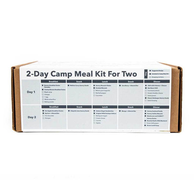 Patagonia Provisions 2-Day Camp Meal Kit For Two