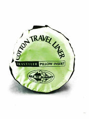 Sea To Summit Traveler Blue Cotton Travel Sleeping Bag Sheet Liner