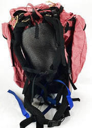 Kelty Satori 4700 Red Womens 77L Large Backpacking Internal Frame Backpack