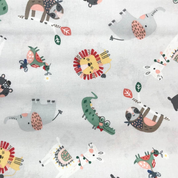Animals Assorted by Craft Cotton Co.