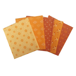 Essential Trends Yellow Fat Quarter Bundle