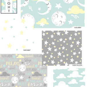 Goodnight Fat Quarter Bundle