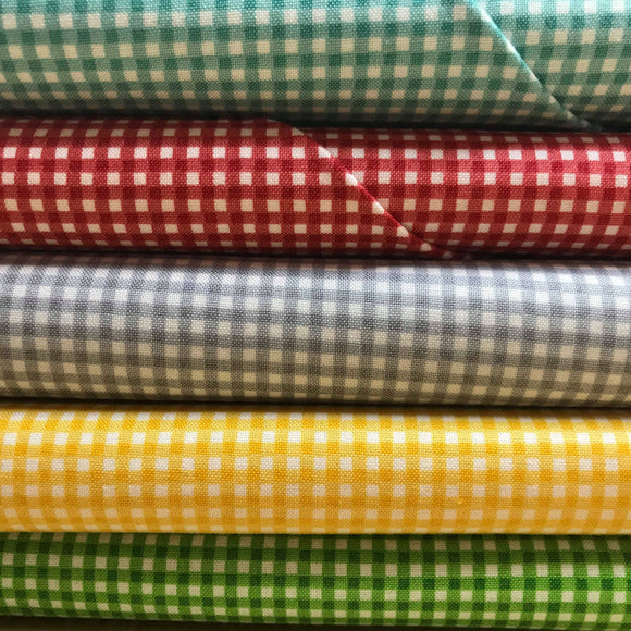 Gingham Cotton by Makower