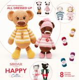 Sirdar Happy Cotton Amigurumi Pattern Book