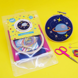 The Make Arcade Embroidery Kits