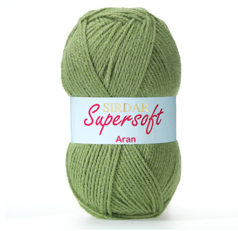 Sirdar Supersoft Aran (100g)
