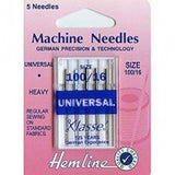 Machine Needles (Universal) - Hemline