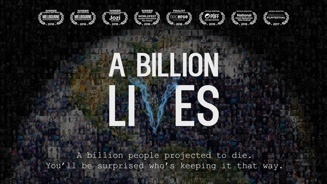 A Billion Lives: The Forthcoming Documentary That Will Reveal the Truth about E-Cigs