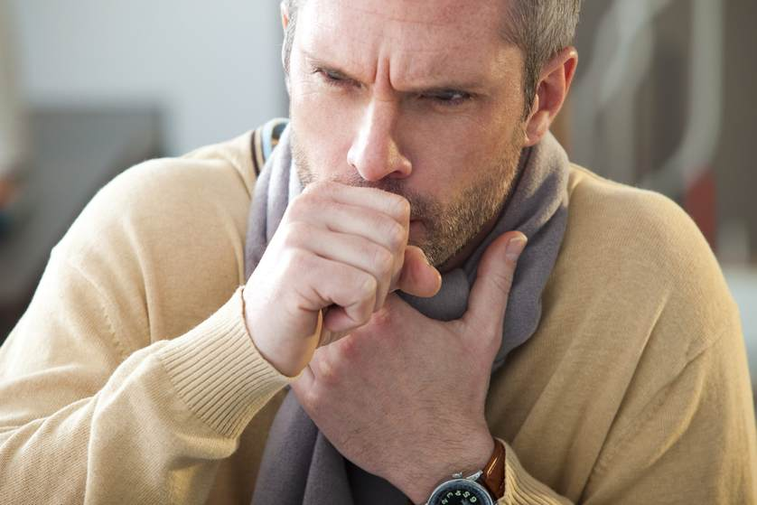 Cough, Cough... Do You Have a Sore Throat After Vaping?