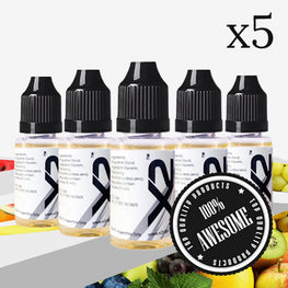 Customisable 5 Bottle Bulk Pack