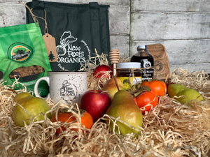Gift Bag- Local Organic Sundries