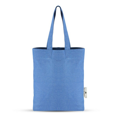 Women-Made Simple Tote in Denim