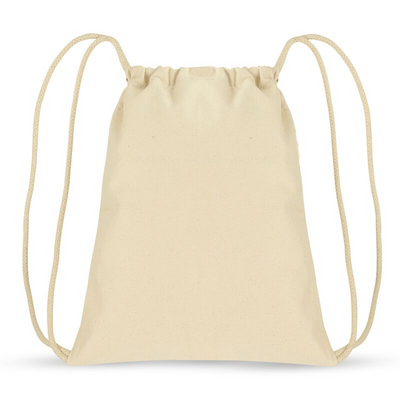 Women-Made Rucksack in Conventional Cotton