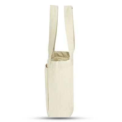 The Carry All in Fair Trade + GOTS Organic Cotton