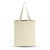 The Simple Tote in Fair Trade + GOTS Organic Cotton
